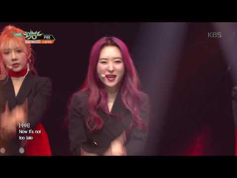 PIRI(피리) - 드림캐쳐(Dream Catcher)[뮤직뱅크 Music Bank] 20190308