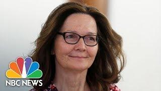 Gina Haspel Confirmation Hearing For CIA Director   NBC News