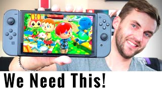 Animal Crossing for the Nintendo Switch - Why We Need It