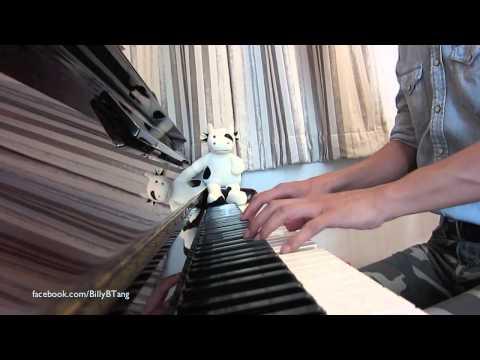 謝安琪 - 眼淚的名字 (鋼琴版)