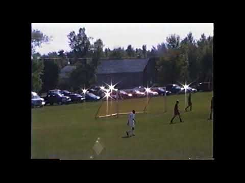 Chazy - Schroon Lake Boys  9-27-03