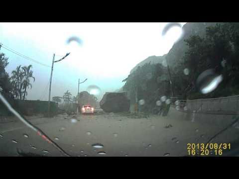 Chiński kierowca o krok od śmierci!
