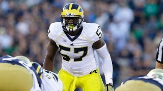 Frank Clark's 2015 NFL Scouting Combine workout
