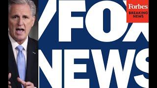 House GOP Leader: Democrats are THREATENING Fox News, free speech