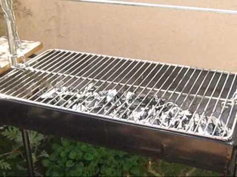 Como preparar la parrilla para un buen asado youtube - Parrillas para asar carne ...