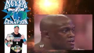 WWE John Cena vs Bobby Lashley   Brutally Fight   Bobby Lashley almost shot