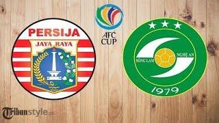Live streaming piala AFC persija vs SLNA