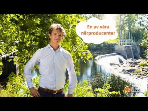 Närproducerad el från Sperlingsholms gods, Halmstad