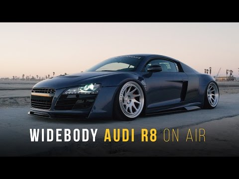 Prior Design Audi R8 | e-Level Equipped