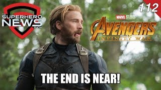 Superhero News #112 - Avengers: Infinity War preview and predictions!