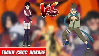 Ai sẽ là Hokage đệ bát tiếp theo   Konohamaru hay Sarada