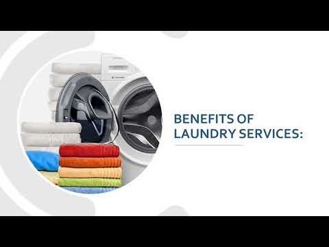 Advantages of Dry Cleaning and Laundry Services