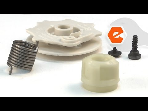 Chainsaw Repair - Replacing the Starter Pulley Kit (Poulan Part # 530071966)