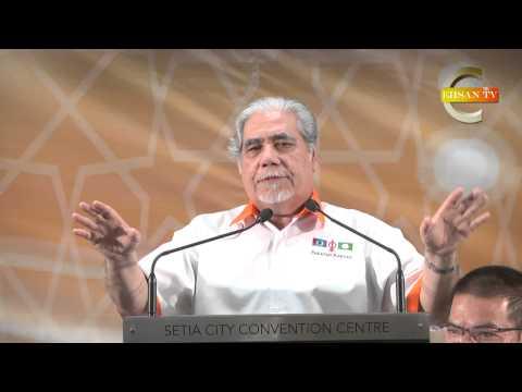 Konvensyen PR ke-5: Pidato Setiausaha Agong PAS