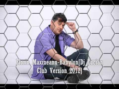 Florin Maxineanu-Babylon[Dj Lucian Club Version 2012][Cd Quality]