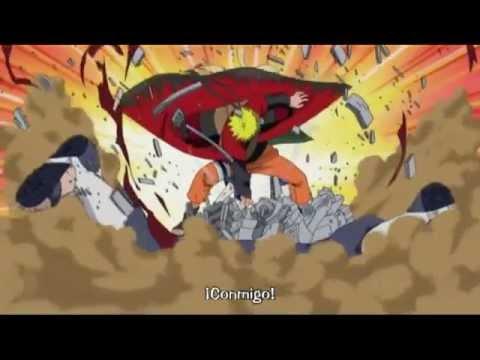 Naruto vs Pain - Skillet - Rebirthing - AMV