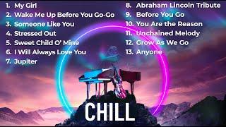 The Piano Guys - CHILL (Full Album)