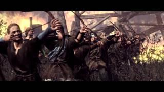 Total War: Attila facing a Celtic invasion