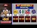 వైసీపీకి 130  సీట్లు ఖాయం | Exit Poll Results 2019 Updates | hmtv