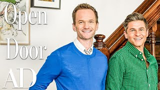 Inside Neil Patrick Harris and David Burtka's Home That Has a Magic Office | Architectural Digest