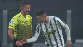 Players vs Referees - Epic Moments