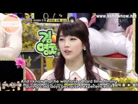 Suzy cut Strong Heart English Subtitles