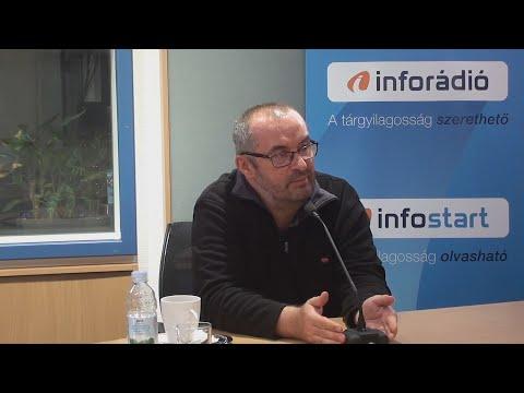InfoRádió - Aréna - Sárközy Miklós - 2021.08.31.