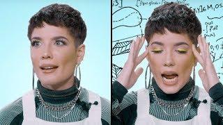 Halsey vs 'The Most Impossible Halsey Quiz' | PopBuzz Meets