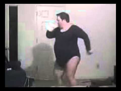 Fat Guy Dancing To Put A Ring On It 81