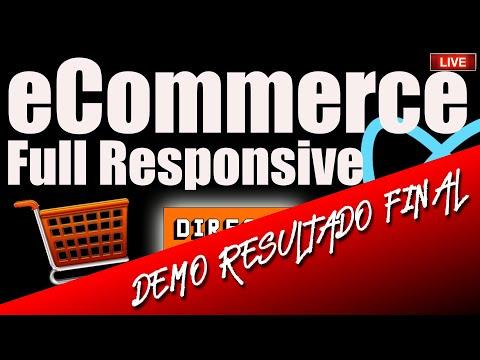 [DEMO] Programa un eCommerce Full Responsive con React