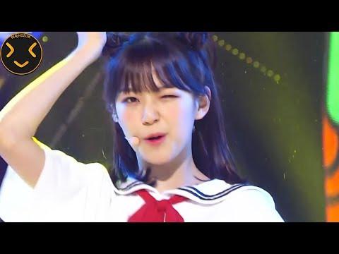 프로미스나인(fromis_9) - 두근두근(DKDK) 교차편집(stage mix)