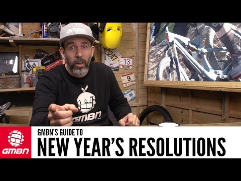 GMBN's Guide To Mountain Biking New Years Resolutions!