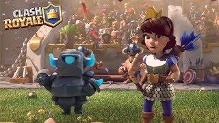 "Clash Royale Movie 2019 - ""The Guardian Mini Pekka"" [Full HD] | Best Clash Commercials (Fan Edit)"