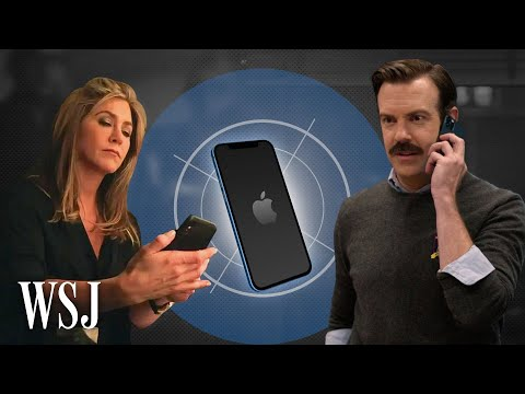 Hundreds of iPhones Are in 'Ted Lasso.' They're More Strategic Than You Think.   WSJ – Wall Street Journal (YouTube)
