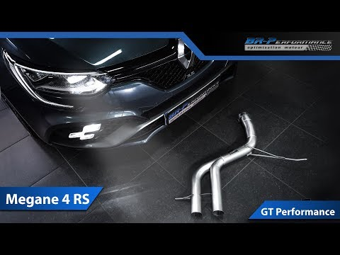 Renault Megane IV RS 1.8T Exhaust GT Performance By BR-Performance