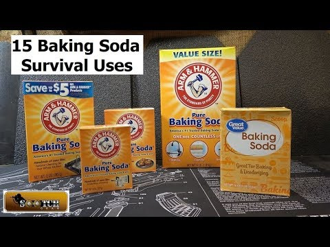 15 Survival Uses for Baking Soda