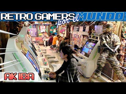 Japon #06   Mis tiendas favoritas de Akiba   RetroGamers por el Mundo (4K)