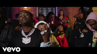 Bankroll Freddie Feat. Young Dolph - Rich Off Grass Remix (Official Video)