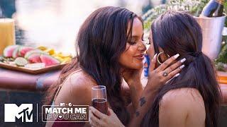 Kyra Green + Natalie Negrotti Hit a High Note & Hot Tub | Match Me If You Can | MTV + Pepsi Mango