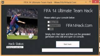 FIFA 14 ULTIMATE TEAM HACK! NO SURVEY! NO DOWNLOAD!!! 100% LEGIT