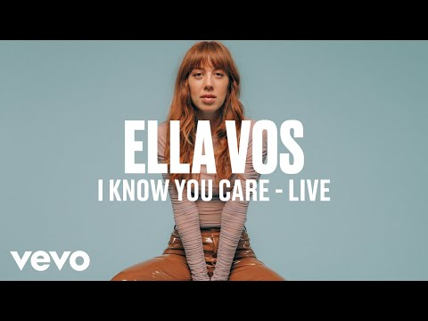 Ella Vos - I Know You Care (Live) - dscvr ARTISTS TO WATCH 2018