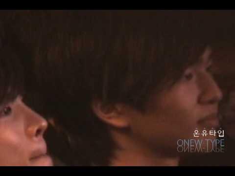 Fancam 081002 SHINee onew imitated changmin`s scream