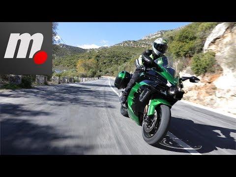 Kawasaki H2 SX SE | Presentación / Test / Review en español | motos.net