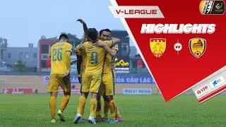 Mừng sinh nhật bầu Đệ, Thanh Hóa có trận thắng đầu tiên tại Wake-up 247 V-League 2019   NEXT SPORTS