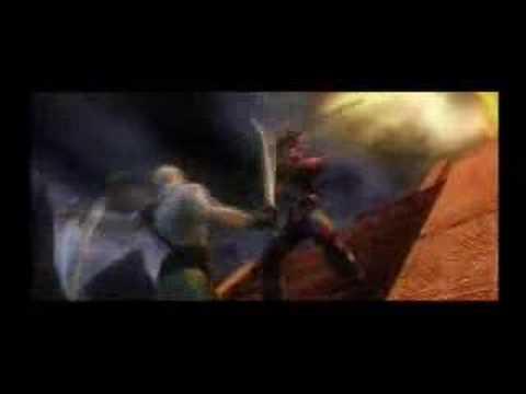 Mortal Kombat - Disturbed (Overburdend)