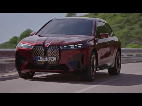 BMW iX Design - Exterior and Interior Overview