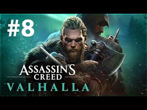 Assassin s Creed Valhalla (2020) Gameplay Walkthrough   Part 8 [PS4] 1080p