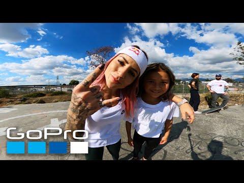 GoPro: Go Skate Day with the GoPro Skate Team