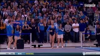 Gracie Kramer 2018 Floor Vs SJSU 9.900