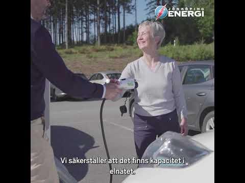 Vi stärker elnätet för en elektrifierad framtid